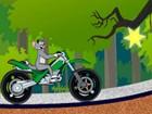 Tom And Jerry Motobike