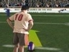Rugby penalty kick